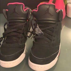 Jordan's size 7